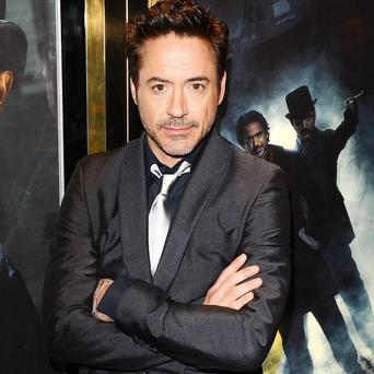 Robert Downey Jr could be starring in El Presidente