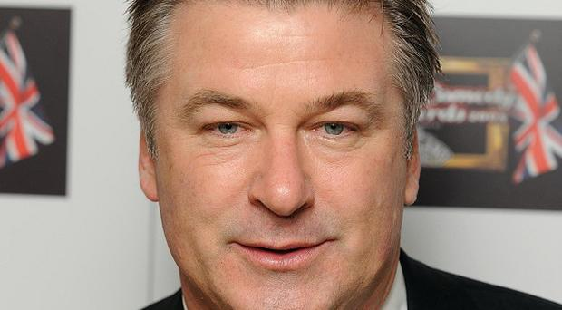 Alec Baldwin met Genevieve Sabourin on the set of the 2002 sci-fi comedy The Adventures Of Pluto Nash