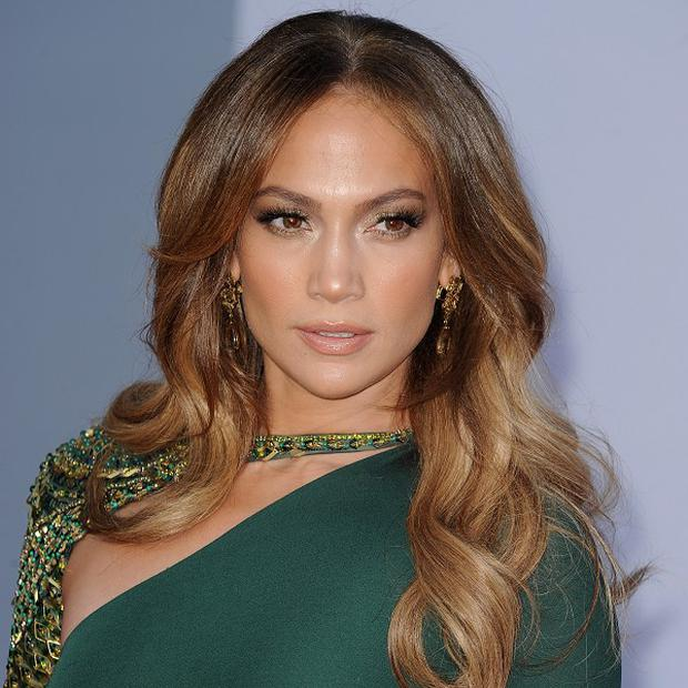 Jennifer Lopez is mum to twins Max and Emme