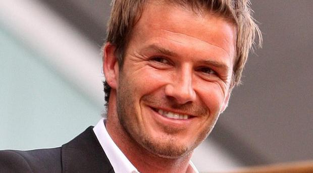 David Beckham is to attend the handover ceremony of the Olympic Flame in Athens