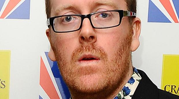 Comedian Frankie Boyle's comments have been called 'sickening'