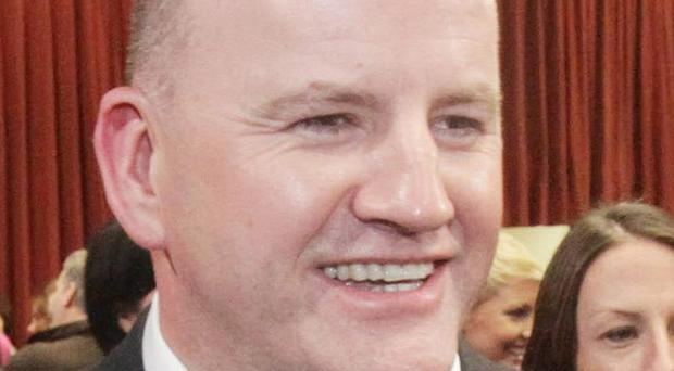 Sean Gallagher said he was treated with hostility and arrogance when he tried to get answers from senior broadcasting executives