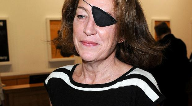 War correspondent Marie Colvin was killed in Syria in February