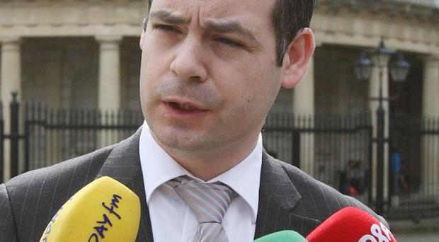 Pearse Doherty of Sinn Fein has called for a 13 billion euro investment boost to jobs and infrastructure