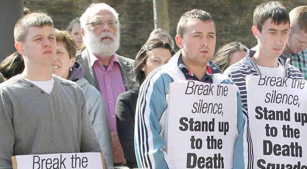 People power: residents have started to stand up to Republican Action Against Drugs