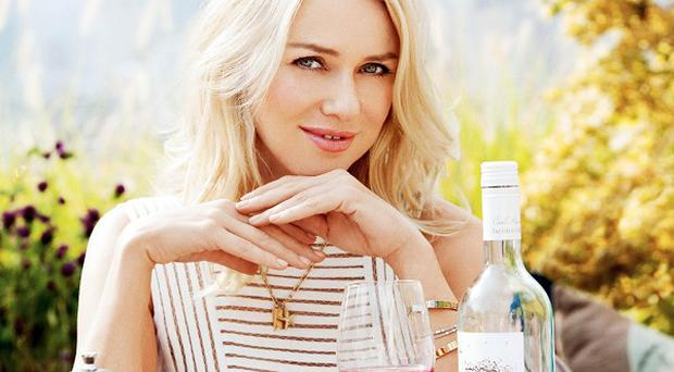 Naomi Watts is to play the role of Princess Diana in a new film called Caught In Flight