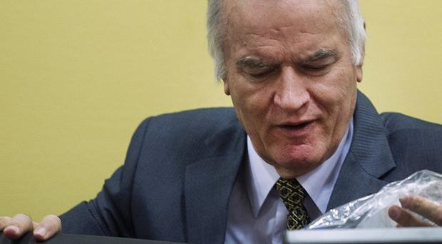 The war crimes trial of Bosnian-Serb general Ratko Mladic has begun (AP)