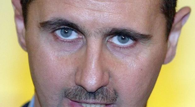 Syrian president Bashar Assad claims his regime has captured foreign mercenaries who were fighting for the opposition