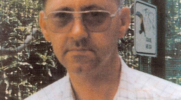 David Sullivan (51). Disappeared: August 26, 1998. Body recovered: February 3, 2000.