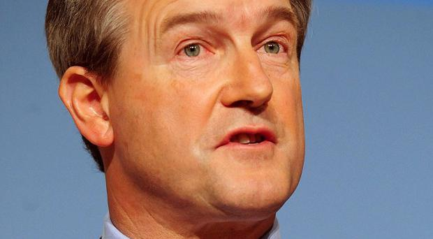 Owen Paterson has said he feels sympathy for the families of crime victims whose body parts were retained by Northern Irish police