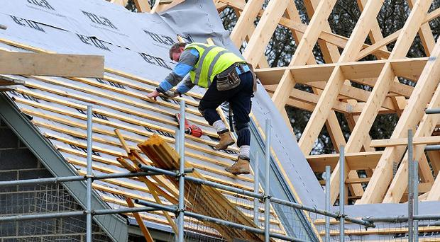 A new report urges the Government to 'get Britain building' in a bid to tackle the 'burgeoning housing crisis'