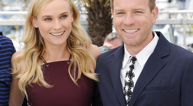 Ewan McGregor is joined on the judging panel by Diane Kruger and Jean Paul Gaultier