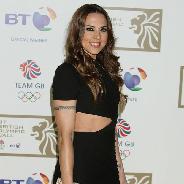 Mel C says performing still gives her a buzz