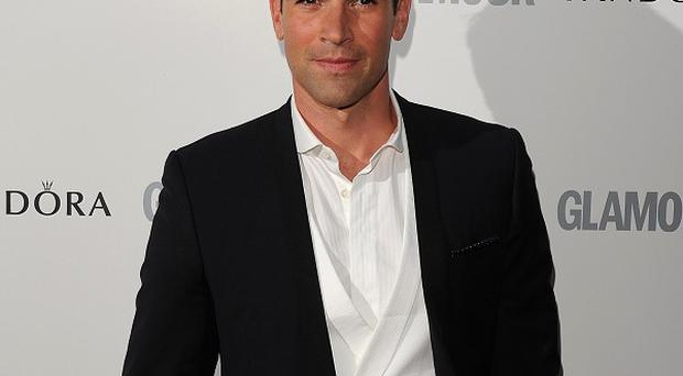 Gethin Jones said he isn't dating again yet