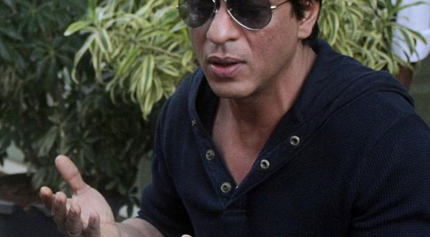 Bollywood actor Shah Rukh Khan denies he was drunk during an incident at a cricket match