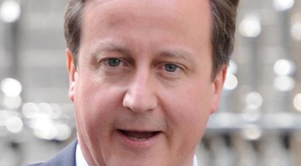 David Cameron says decisive action is needed to ensure stability in the eurozone