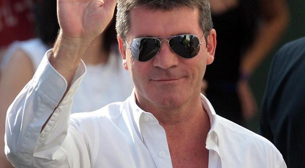 Simon Cowell says The Voice's staging is just like The X Factor