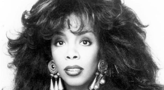 Donna Summer, who died aged 63