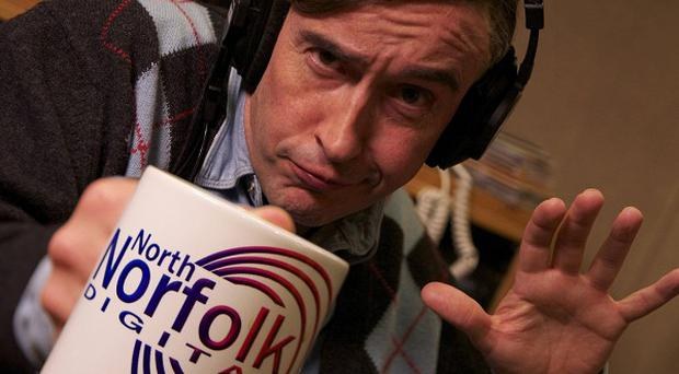 Alan Partridge will return to TV on the Sky Atlantic channel