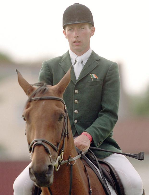 Winner: Dermott Lennon won the Rydale Clothing International Spectacular event