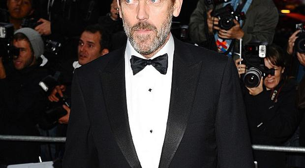 British actor Hugh Laurie starred in House for eight years