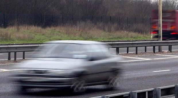 Several groups have united to form a campaign - called No to 80 - protesting at the Government's plans over motorway speed limits