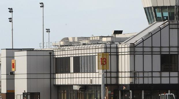 Air passenger duty creates a competitive disadvantage for Belfast International and other airports close to the Irish Republic, say MLAs