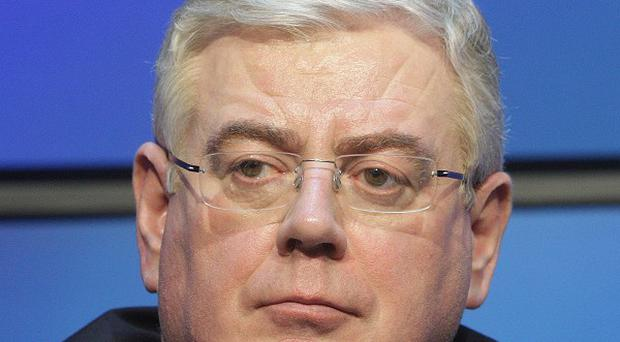 Tanaiste Eamon Gilmore said the Irish corporation tax rate would not change, despite hints from Europe