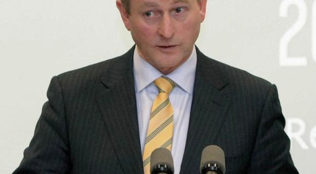 Taoiseach Enda Kenny has announced that Merit Medical Systems is to take on new staff at its site in Galway