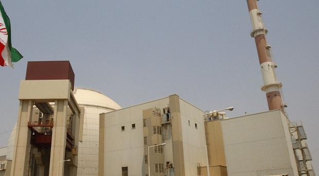 The reactor building of Iran's Bushehr nuclear power plant. Tehran says its nucear programme is peaceful(AP)