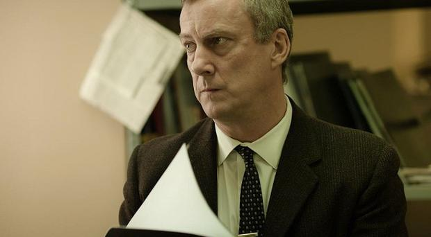 Stephen Tompkinson stars in new crime movie Harrigan