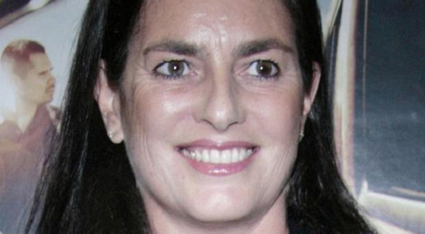 Mary Richardson Kennedy died aof died of asphyxiation, says US coroner (AP)