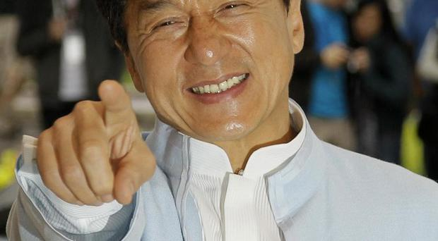 Jackie Chan is keen to try new genres of film