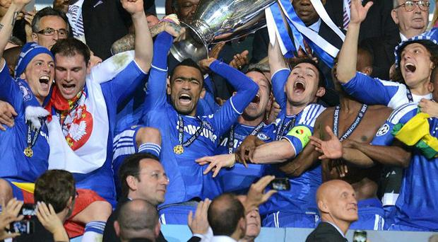 Chelsea's Champions League triumph beat The Voice in the TV audience ratings