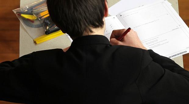 An expert found wrongly calculated final scores in papers which schools had referred for checking