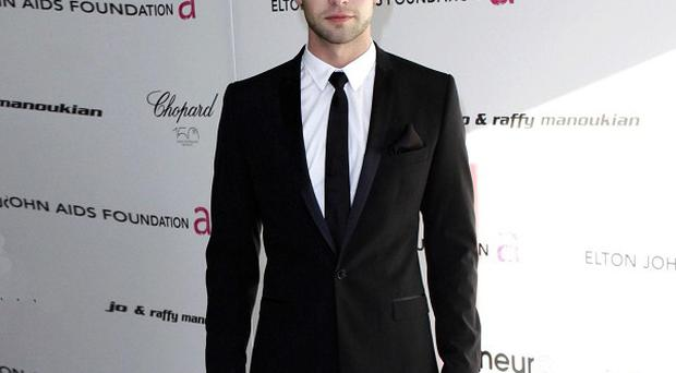 Chace Crawford would love to star on the West End stage