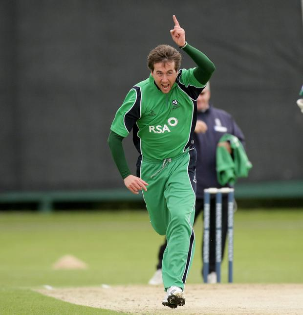 Phil Eaglestone will play for Ireland A