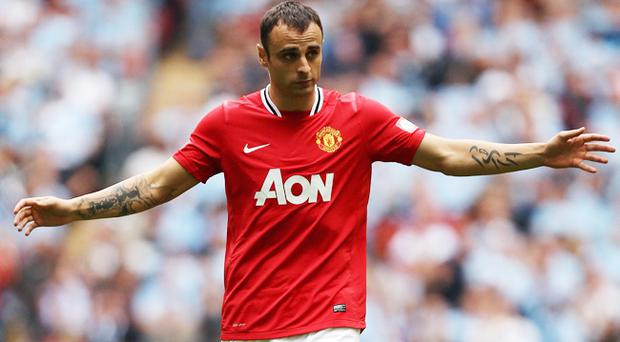 Dimitar Berbatov looks set to leave Manchester United