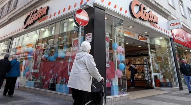 Clinton Cards is the latest high street casualty