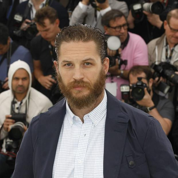 Tom Hardy says he realises that all that glitters isn't gold
