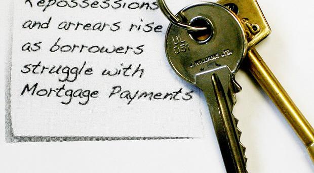 Up to a quarter of all mortgages have either been restructured or are in arrears, the Central Bank has said