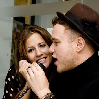 Caroline Flack and Olly Murs are returning to The Xtra Factor