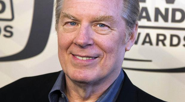 Michael McKean suffered a broken leg when he was struck by a car in New York City (AP/Charles Sykes)