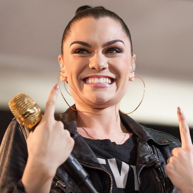 Jessie J has said she is excited to be touring the UK next year