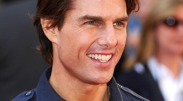 Tom Cruise starred in Paul Thomas Anderson's film Magnolia