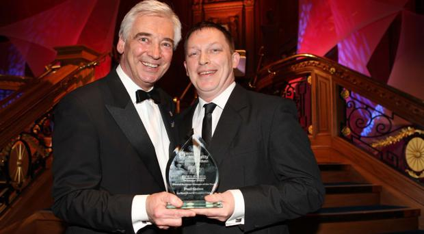Food & Beverage Manager of the Year: Paul Clark and Paul Quinn - La Mon & Country Club