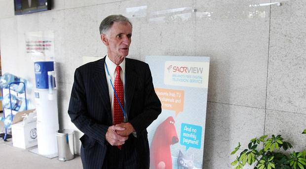 RTE chairman Tom Savage has dismissed calls for his resignation