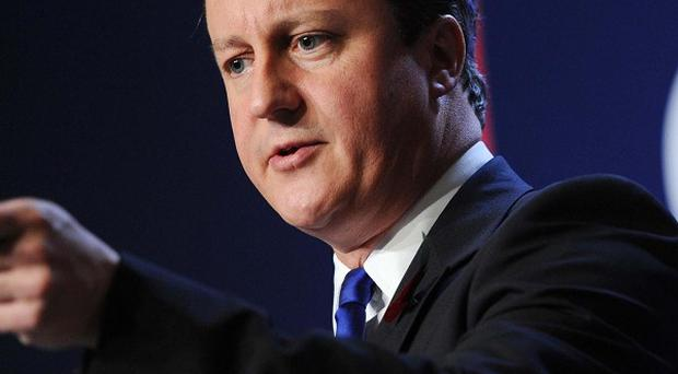 David Cameron has said EU leaders must make longer-term plans to beat the eurozone crisis