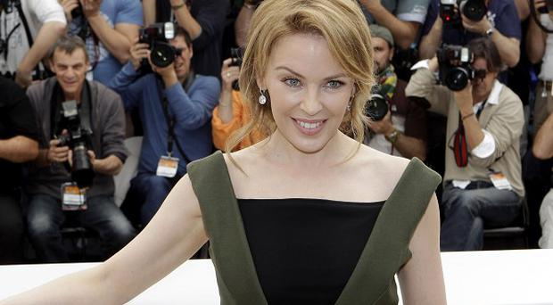 Kylie Minogue said she had a 'beautiful experience' making the film