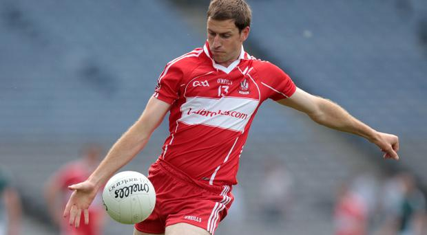 Former Derry player Enda Muldoon is revelling in his new role of coaching officer